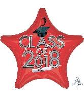 #69 Red Class of 2018
