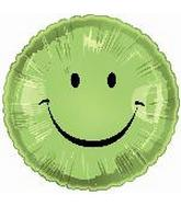 #30 Green Smiley